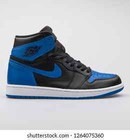 sports shoes 06206 dde8f VIENNA, AUSTRIA - JUNE 14, 2017  Nike Air Jordan 1 Retro High OG