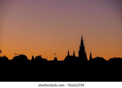 Vienna City Austria
