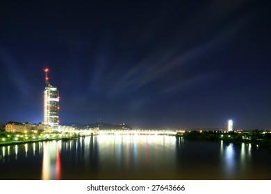 Vienna Milleniumtower