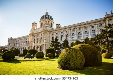 Vienna Museum of Natural History - Naturhistorisches Museum Wien