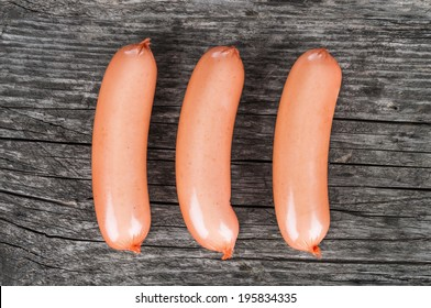 Vienna Sausage. Hot Dog.