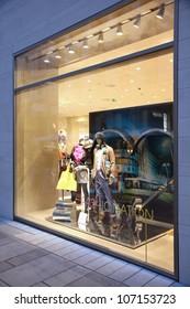 e8b704acf05f92 VIENNA - SEPTEMBER 4  Peek   Cloppenburg store on September 4