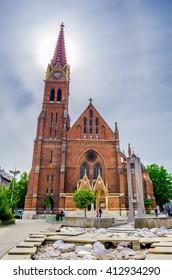 The Vienna Seventh-day Adventist Church