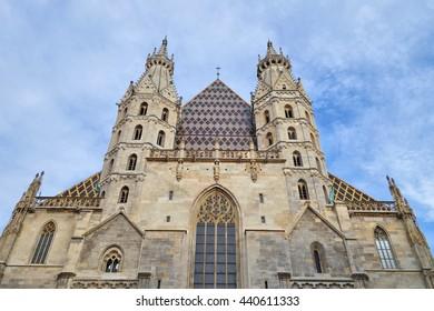 Vienna, St. Stephen's Cathedral (Wien, Stephansdom)