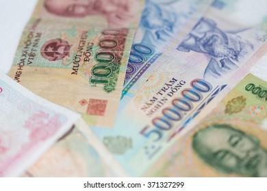 Vietnam banknote