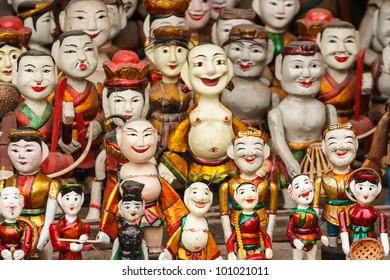 Vietnam Clay figurine