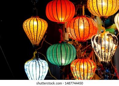 Vietnam lantern in Hoi An, Vietnam