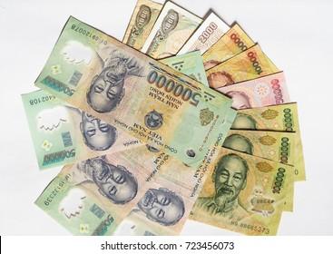Vietnam Money Images, Stock Photos & Vectors | Shutterstock