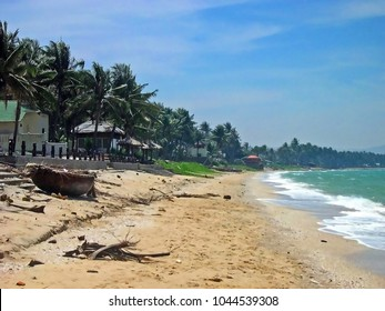 Vietnam, Mui Ne sand beach.