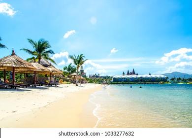 Vietnam Nha Trang Pearl Island