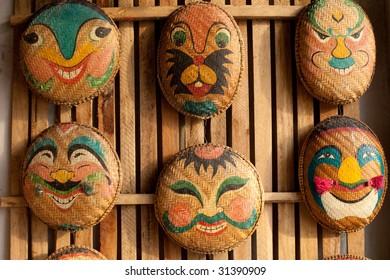 Vietnam Straw Art Famous Souvenirs