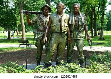 Vietnam Veteran's Memorial, Washington DC