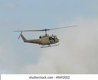 Vietnam War Helicopter Images, Stock Photos & Vectors   Shutterstock