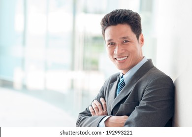 Vietnamese businessman