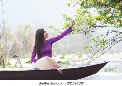 Hanoi Vietnam Girl Images, Stock Photos & Vectors | Shutterstock