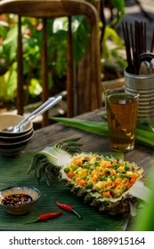Vietnamese rustic dishes are presented solemnly
