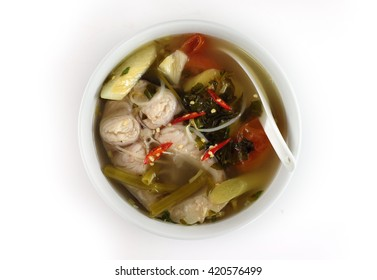 Vietnamese Sweet and Sour Soup, Canh Chua