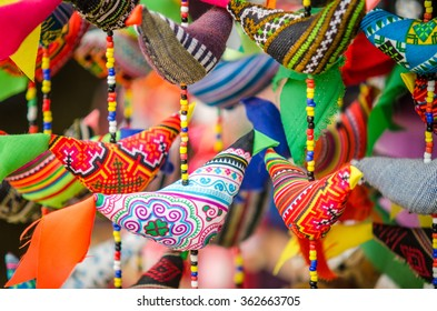 Vietnamese toys and souvenirs