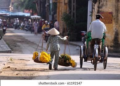 Vietnamese vendor, Vietnam