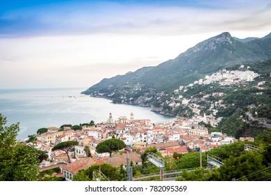 Vietri Sul Mare, Amalfi Coast, Salerno, Campania, Italy