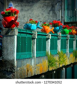 Fiori Balcone.Fiori Sul Balcone Images Stock Photos Vectors Shutterstock