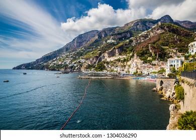 Vietri Sul Mare - Salerno Province, Campania Region, Italy, Europe