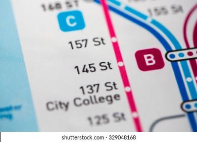 New York City Subway Map Images, Stock Photos & Vectors   Shutterstock