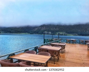 View of Abant Lake Bolu (Abant Golu)