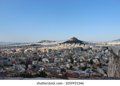 View from Acropoli, Athens