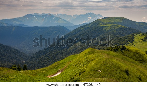 View Adygea Russia | Nature Stock Image 1473081140