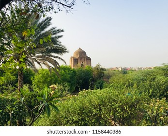 View From Ahimsa Tomb