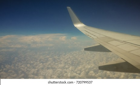 view from air plane