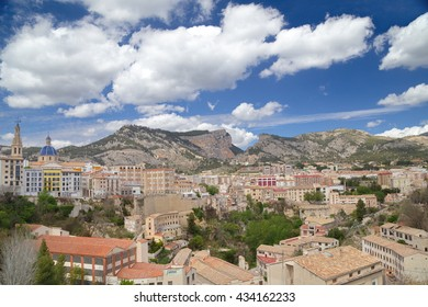 View of Alcoy, Spain