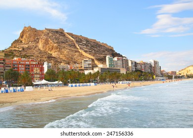 View of Alicante, Spain