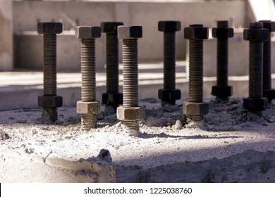 Anchor Bolts Images, Stock Photos & Vectors | Shutterstock