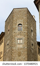View of Ancient building in Florence, Italy