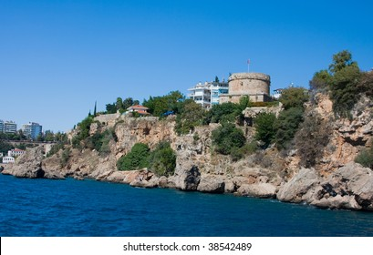 View of Antalya, Turkey