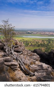 A view of Arnhem Land in the Northern Territory, Australia.