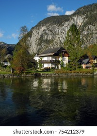 View from around Halstatt, Austria