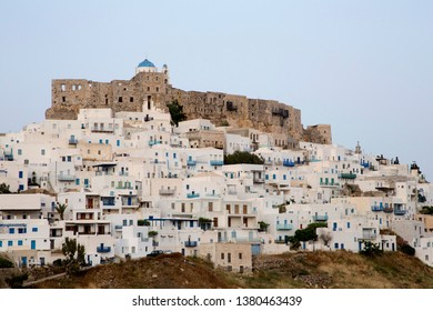 A view of Astypalaia city center.