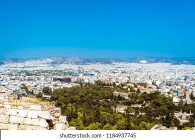 view of the Athens in the afternoon