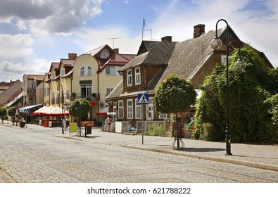 View of Augustow. Poland
