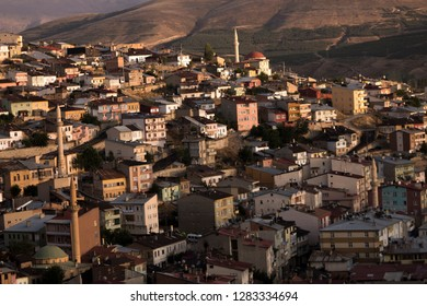 view of Bayburt from Castle