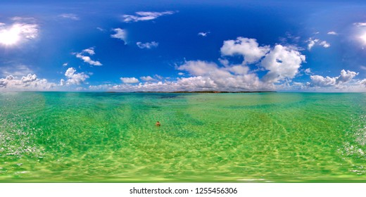 view of the beautiful beach in Maragogi city, in Alagoas State, Brazil.