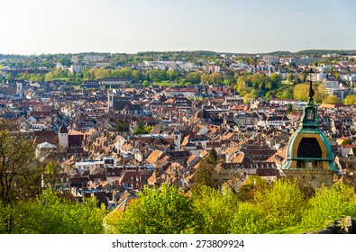 View of Besancon city - France, Doubs