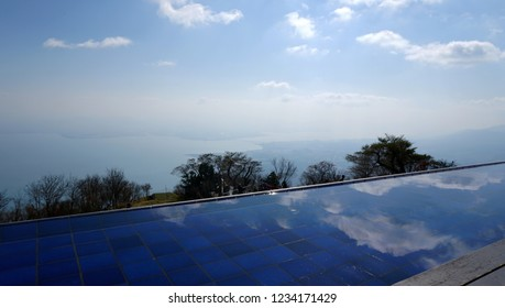 The view from Biwako valley
