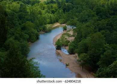 A view of the Black River in Missouri.