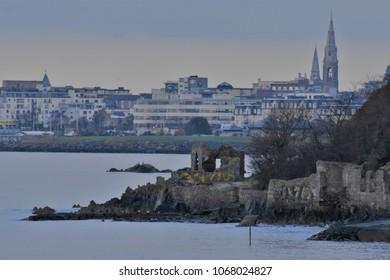 View from Blackrock, Ireland