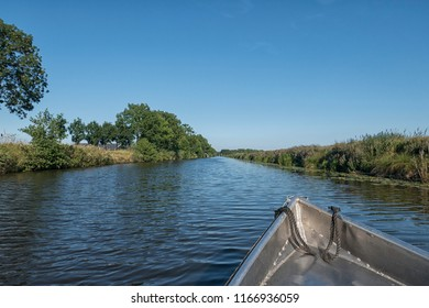 View from a boat