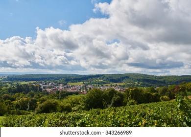 View Bruchsal-Obergrombach
